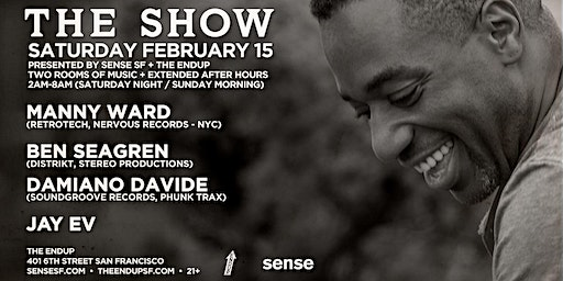 The Show - Manny Ward(NYC)