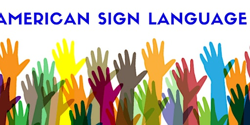 Wood County Society American Sign Language Classes