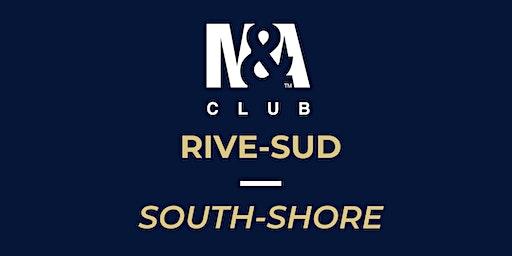 M&A Club Rive-Sud : Réunion du 25 février 2020 / Meeting February 25, 2020