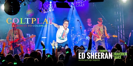 Coltplay meets Ed Sheeran Tickets