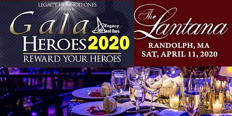 Jeuness Contre La Drogue with Legacy of Good Ones   Gala Heroes tickets