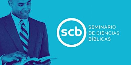 Seminário de Ciências Bíblicas em Chapecó (SC) ingressos