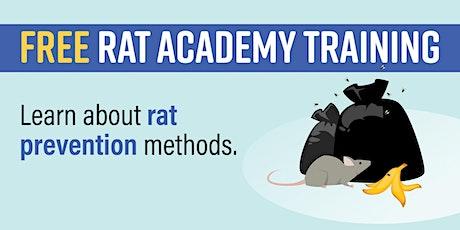 NYC Rat Academy - East New York tickets