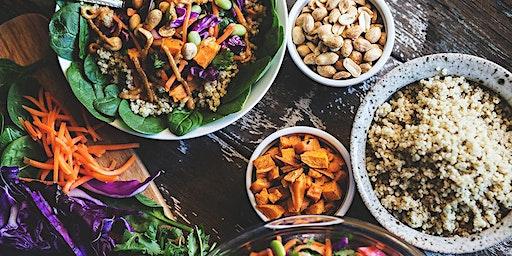 Buddha Bowls, Health in a Bowl