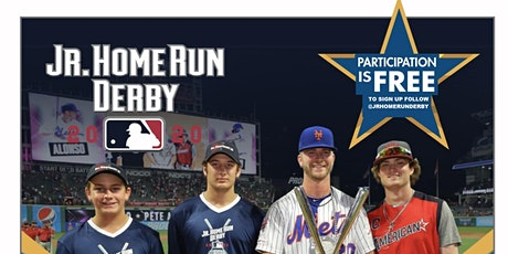 MLB JR 2020 HOMERUN DERBY  tickets