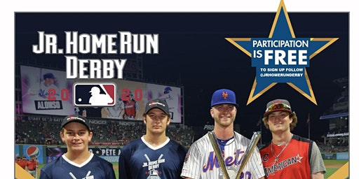 MLB JR 2020 HOMERUN DERBY
