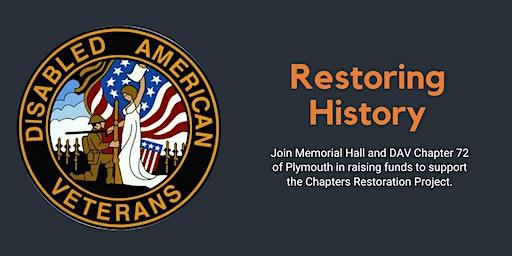 Restoring History