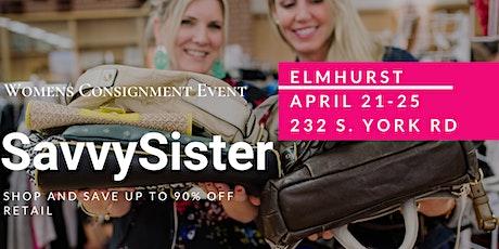 Savvy Sister - Elmhurst, IL tickets