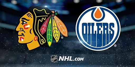 Flames in the City: Chicago Blackhawks vs. Edmonton Oilers