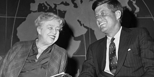 Lunch & Learn: Eleanor Roosevelt, JFK, and National Educational Television