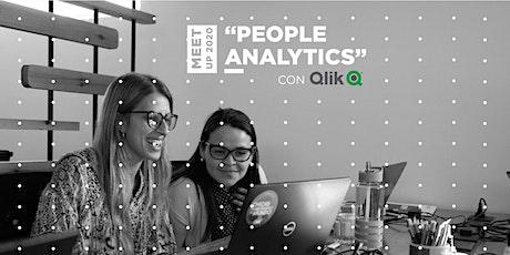 People Analytics con Qlik entradas