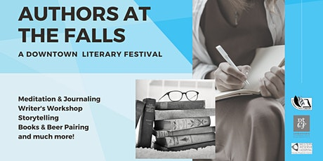 Authors at the Falls: A Downtown Literary Festival tickets