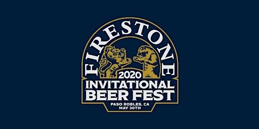 Firestone Walker Invitational Beer Festival 2020