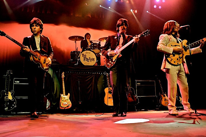 The Fab Four - The Ultimate Tribute image