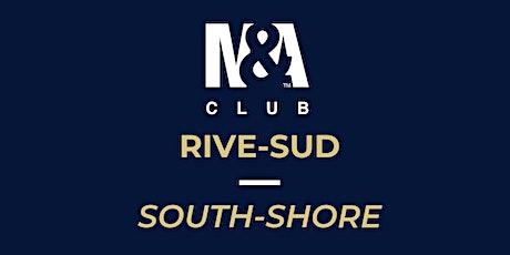 M&A Club Rive-Sud : Cocktail 17 juin 2020 / Cocktail June 17, 2020 tickets