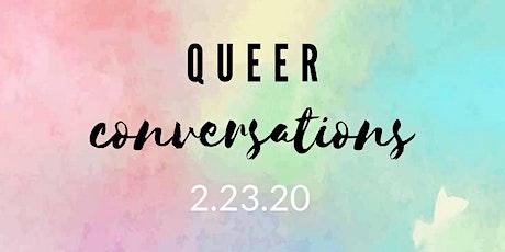 Queer Conversations St Pete tickets