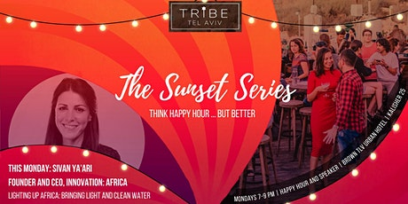 The Sunset Series: Lighting Up Africa  tickets