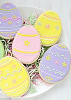 Easter Sugar Cookie Workshop- Ages 16 and up