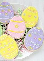 Mommy & Me Easter Sugar Cookie Workshop
