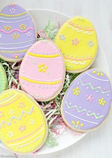 Mommy & Me Easter Sugar Cookie Workshop tickets