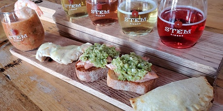 Cider & Sides: Stem Ciders & The Seasoned Chef Cooking School 3/3/20 tickets