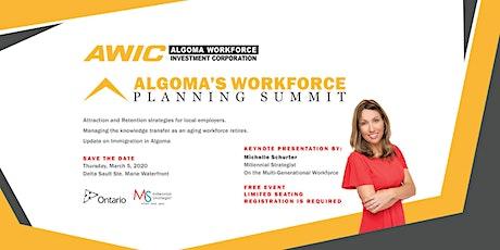 AWIC|  Algoma's Workforce Planning Summit tickets