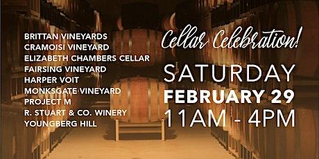 Cellar Season Celebration tickets