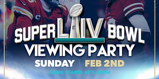 Axis & Alibi Super Bowl LIV Sunday Watch Party