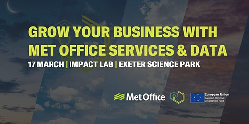 Grow Your Business With Met Office Services and Data