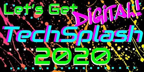 TechSplash 2020 Exhibitor/Sponsorship Registration tickets