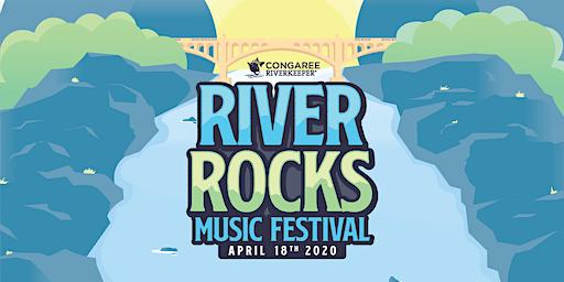 River Rocks Festival Volunteer 2020 - FREE Admission & T-Shirt