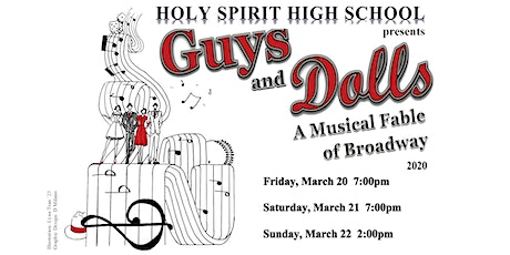 HSHS presents GUYS and DOLLS tickets