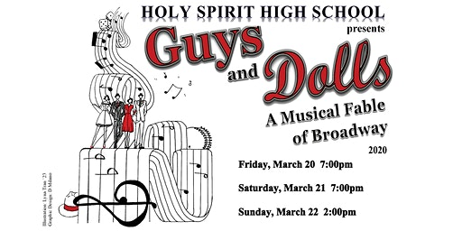 HSHS presents GUYS and DOLLS
