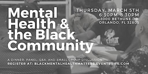 Mental Health & The Black Community