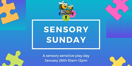 Sensory Sunday Play Day
