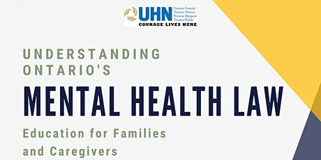 Understanding Mental Health Law: Education Seminar tickets