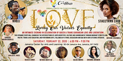 Love is L.O.V.E.: Living Our Values Equally