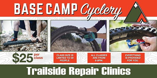 Trail Side Repairs and Troubleshooting