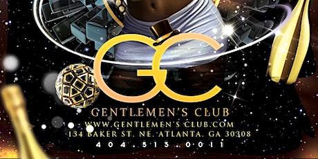 Spotlight Mondays at the Gentlemens Club Atl tickets