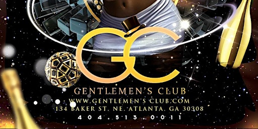 Spotlight Mondays at the Gentlemens Club Atl