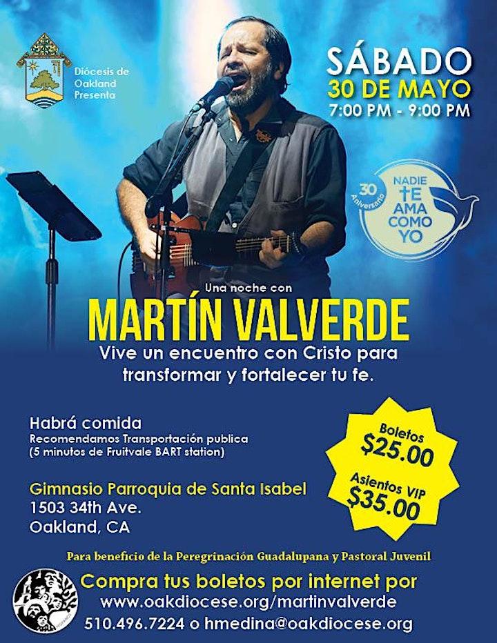 Martín Valverde en Concerto image