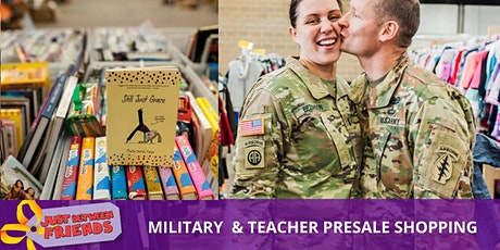 JBF Houston South Spring 2020 Consignment Sale: Military & Teacher Presale tickets