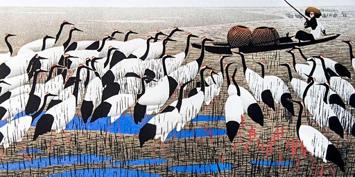 The Soul of the Black Earth - 60 years of Contemporary Chinese Printmaking