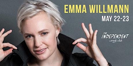 Emma Willmann LIVE | The Independent CC tickets