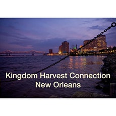 Kingdom Harvest Connection 2020 Global Conference tickets