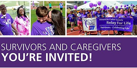 Relay For Life Anderson County  Cancer Survivor & Caregiver Dinner tickets