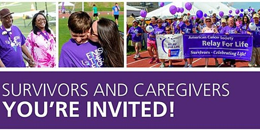 Relay For Life Anderson County  Cancer Survivor & Caregiver Dinner