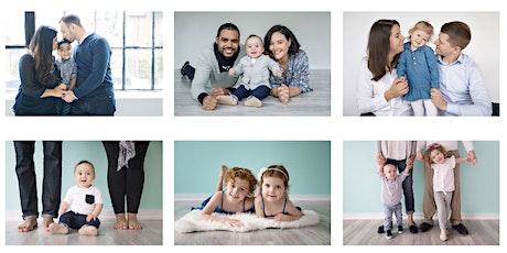 Family Mini Photo Sessions tickets