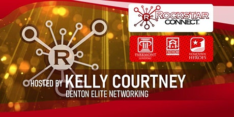 Free Denton Elite Rockstar Connect Networking Event (February, TX) tickets