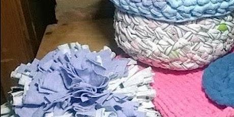 Creative Net: T-shirt Yarn tickets